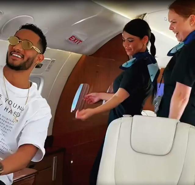 فضيحة محمد رمضان مع مضيفات طيران تشعل السوشيال ميديا وتثيراستياء الجمهور