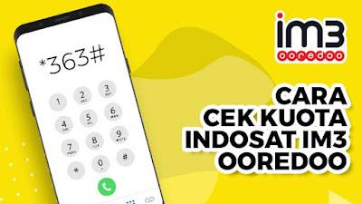 4 Cara Cek Kuota Indosat 2022, Mudah Dan Praktis!