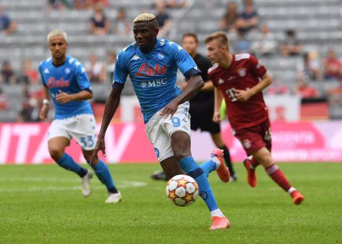 Victor Osimhen: How Drogba Inspired Me To Become A Professional Footballer