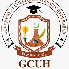 New govt jobs advertisement Government College University Hyderabad jobs 2021