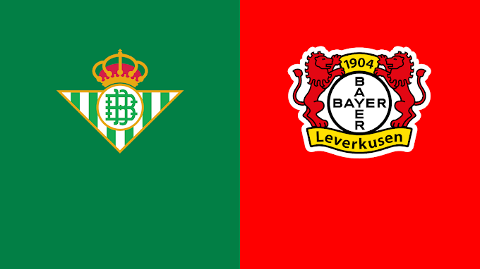 مشاهدة مباراة ريال بيتيس ضد باير ليفركوزن بث مباشر الدوري الأوروبي الخميس 21-أكتوبر-2021