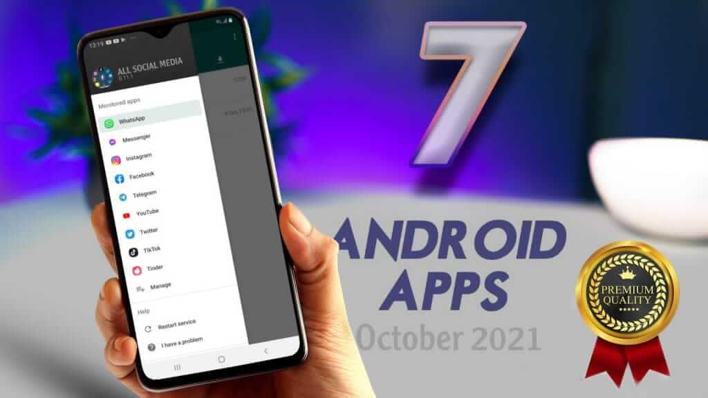 أفضل 7 تطبيقات الأندرويد إحترافية يستحيل الإستغناء عنها