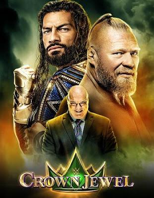 WWE Crown Jewel (2021) PPV 720p | 480p WEBRip 1.8Gb | 950Mb x264