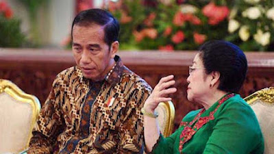 Megawati Merasa Pengaruh Jokowi Masih Dominan