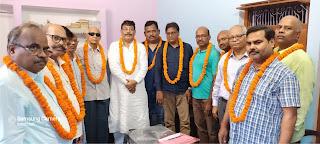 समाज की शक्ति जगाने का समय है, जोड़ने से ताकत बढ़ेगीः राकेश श्रीवास्तव    #NayaSaberaNetwork