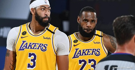 Lakers lose with their Big Three