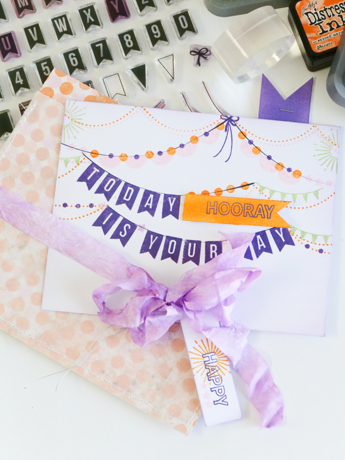 3 Ideas For the new Heidi Swapp Stamp Society Stamp
