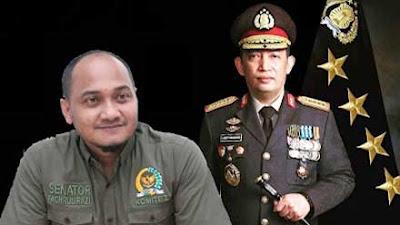 Terkait Polri Jangan Anti-Kritik, Ketua Komite I DPD Apresiasi Langkah Kapolri