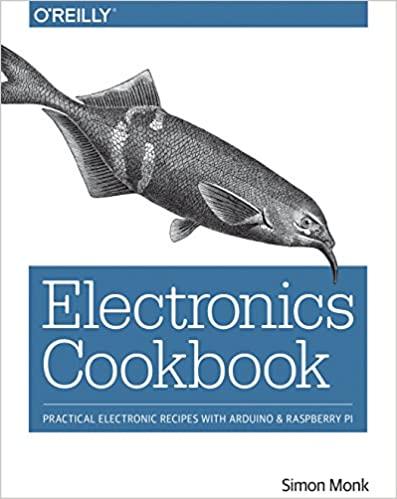 Electronics Cookbook in pdf