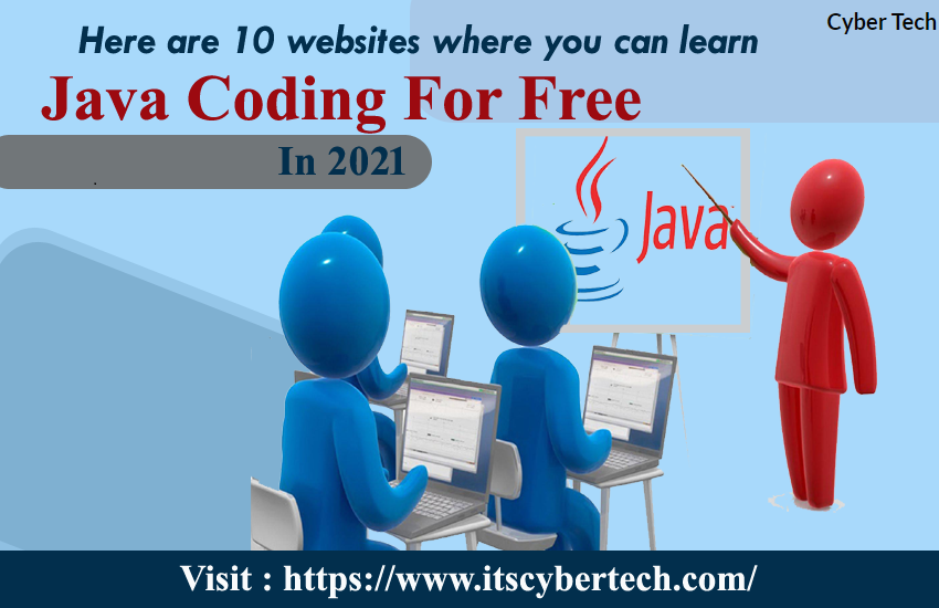 Here are 10 websites where you can learn Java coding for free in 2021
