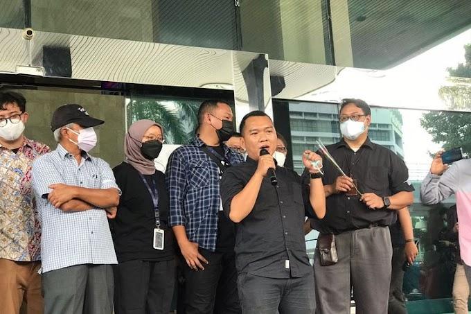 57 Pegawai KPK yang Dipecat Siap Masuk Polri, Kadrun Jilat Ludah Sendiri!!!