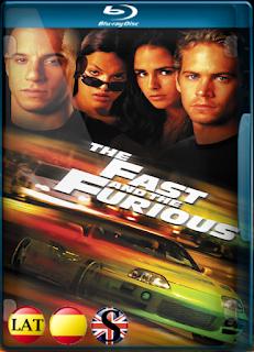 Rápido y Furioso (2001) REMUX 1080P LATINO/ESPAÑOL/INGLES