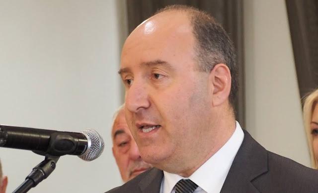 Υποψήφιος για μέλος της ΔΕΕΠ Αργολίδας ο Δημήτρης Τριανταφύλλου
