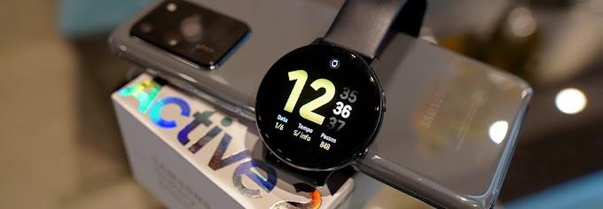 Sorteio Smartwatch Galaxy Watch Active 2