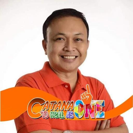"Mayor Ramon A. Orfanel believes ""Sa Catanauan may kaunlaran!"""