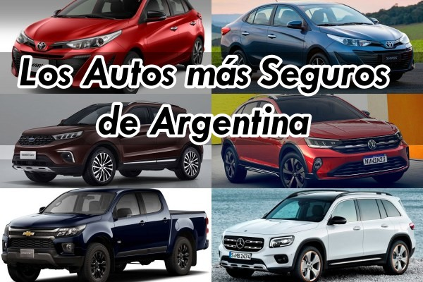 Autos más Seguros de Argenina