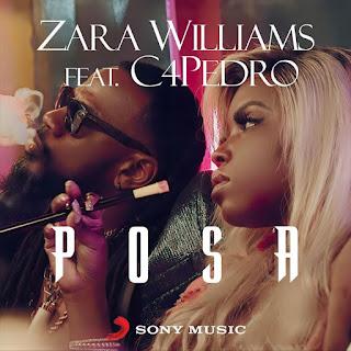 Zara Williams - Posa (feat. C4 Pedro) [Exclusivo 2021] (Download MP3)