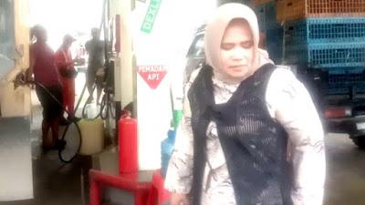 Merasa Tidak Ditanggapi, Pemilik SPBU Pelayang Raya Dituding Modali Warga