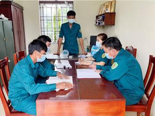Về hỗ trợ tiền tàu xe cho Phó Chỉ huy trưởng Ban CHQS xã được cử đi đào tạo ngành quân sự cơ sở