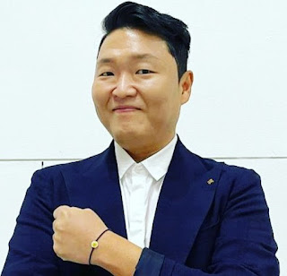 Picture of Yoo Hye-yeon's hubby PSY